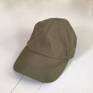 Urban Outfitters Army Green Baseball Hat